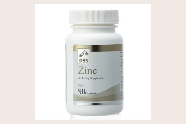 Zinc 亜鉛サプリメント